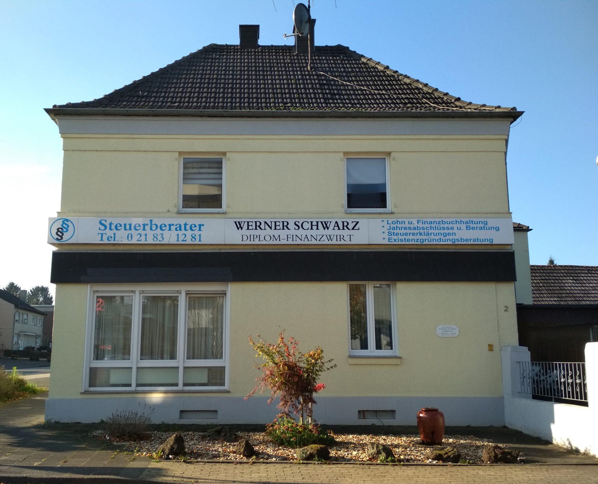 Steuerbüro Schwarz